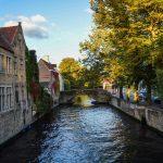 Genieten van de sfeer in Brugge
